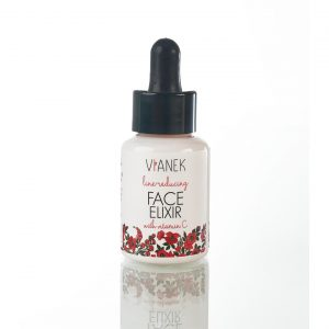 Line-reducing Face Elixir With Vitamin C