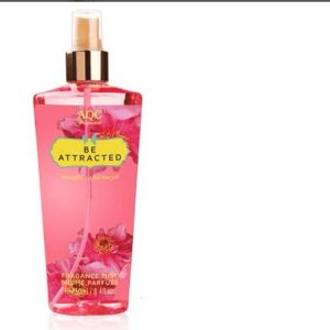Body Mist Be Attrated